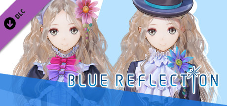 BLUE REFLECTION - Arland Maid Costumes (Lime)
