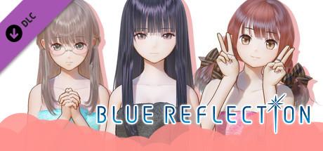 BLUE REFLECTION - Bath Towels Set D (Sanae, Ako, Yuri)