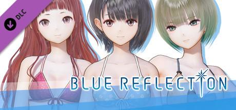 BLUE REFLECTION - Vacation Style Set A (Hinako, Sarasa, Mao)