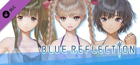 BLUE REFLECTION - Vacation Style Set B (Yuzu, Shihori, Kei)