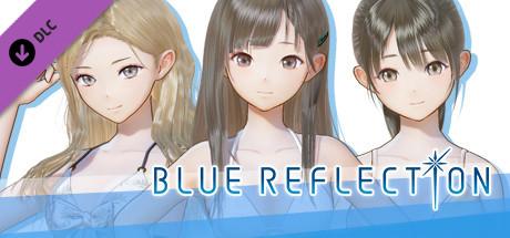 BLUE REFLECTION - Vacation Style Set E (Rin, Kaori, Rika)
