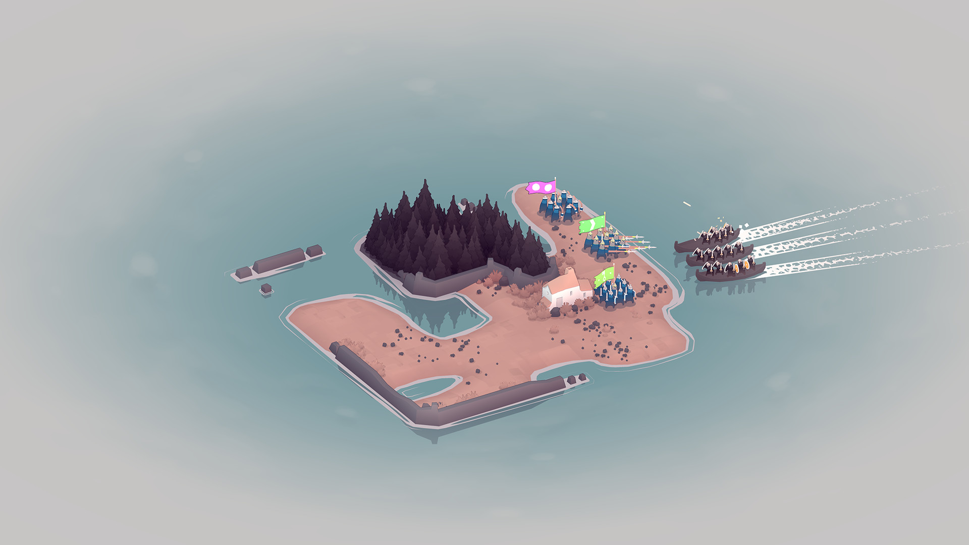 Bad North Download PC