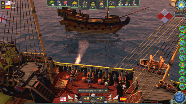 Her Majestys Ship ScreenShot 2