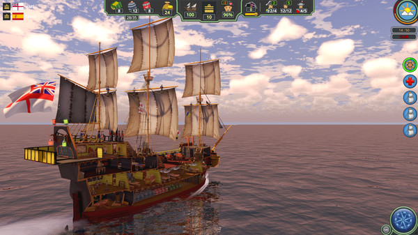 Her Majestys Ship ScreenShot 1