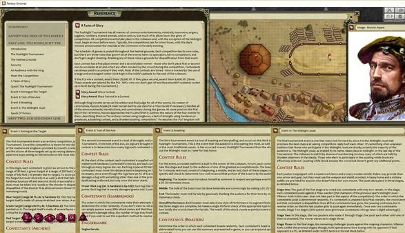 Fantasy Grounds - Pathfinder RPG - Kingmaker AP 5: War of the River Kings
