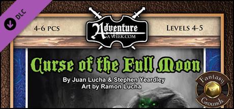 Fantasy Grounds - B09: Curse of the Full Moon (5E)