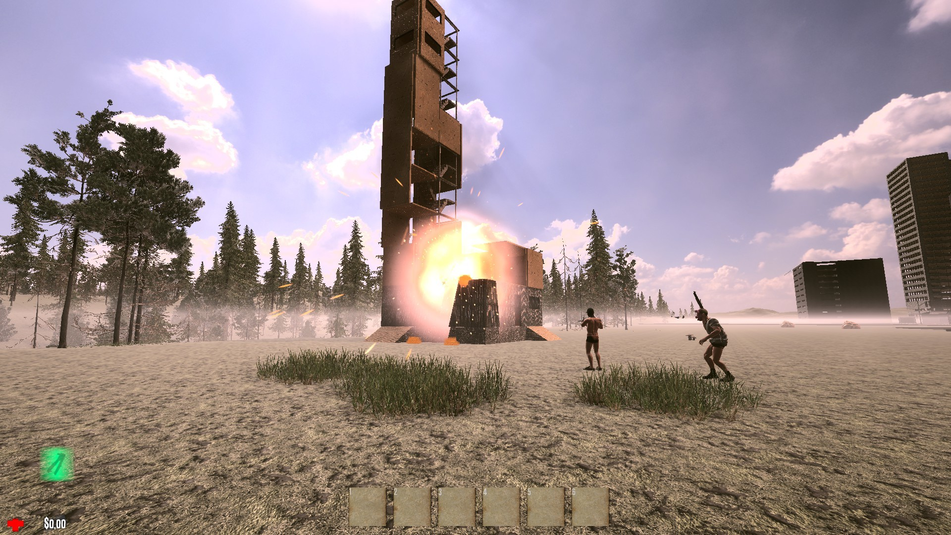 Without A Roof (W A R ) on Steam