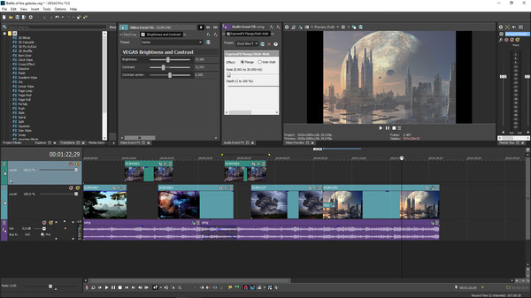 VEGAS Pro 15 Edit Steam Edition