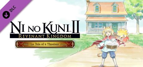 Ni no Kuni II REVENANT KINGDOM – The Tale of a Timeless Tome Capa