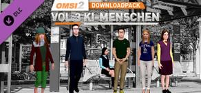 OMSI 2 Add-on Downloadpack Vol. 3 – KI-Menschen