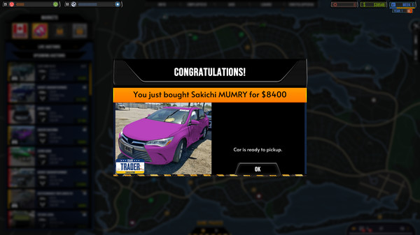 Car Trader Simulator Free Steam Key 2