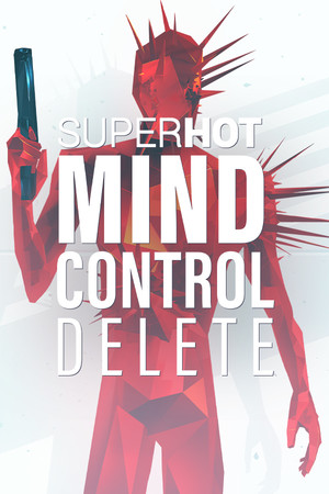 SUPERHOT: MIND CONTROL DELETE poster image on Steam Backlog