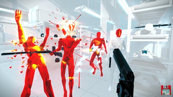 скриншот SUPERHOT: MIND CONTROL DELETE 1