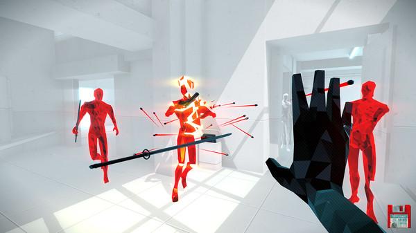 скриншот SUPERHOT: MIND CONTROL DELETE 0