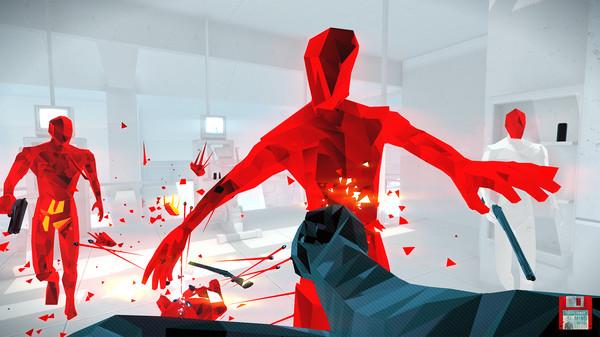 скриншот SUPERHOT: MIND CONTROL DELETE 5