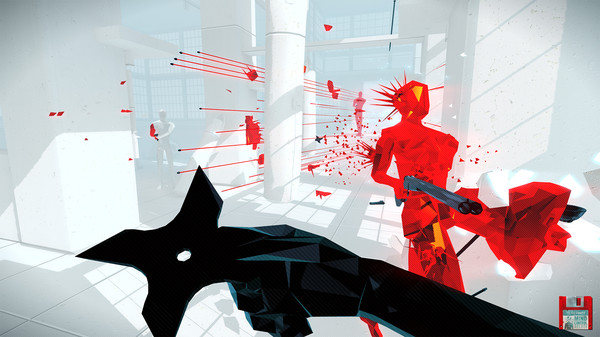 скриншот SUPERHOT: MIND CONTROL DELETE 4