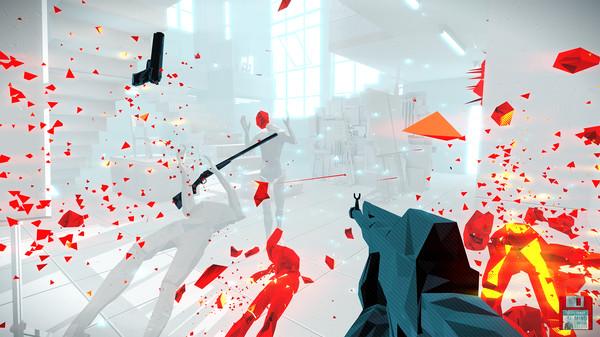 скриншот SUPERHOT: MIND CONTROL DELETE 3