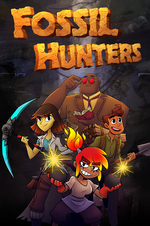 Fossil Hunters poster image on Steam Backlog