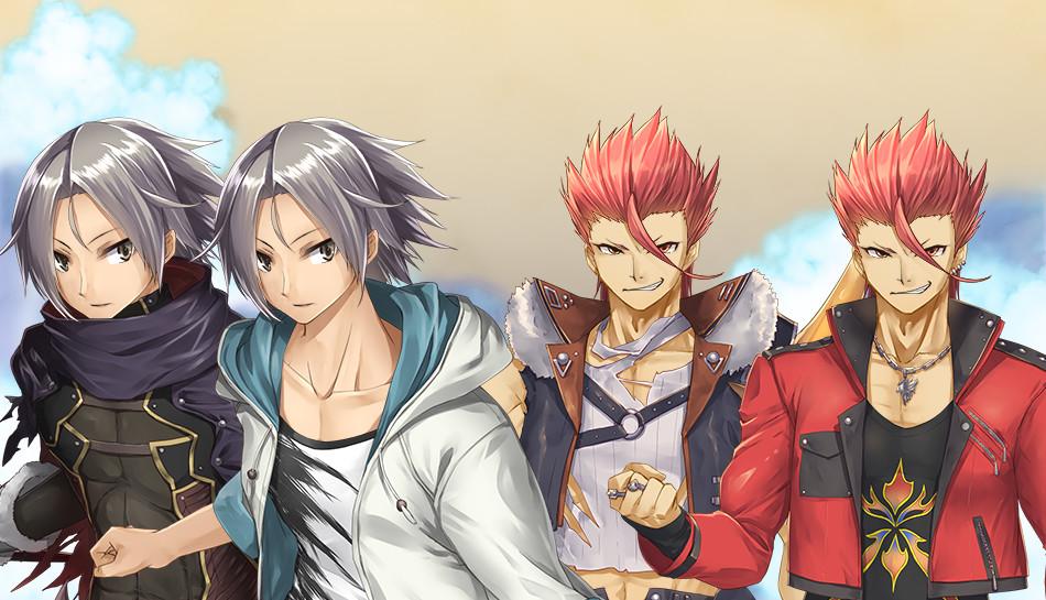 RPG Maker MV - Parallel Worlds Character Pack