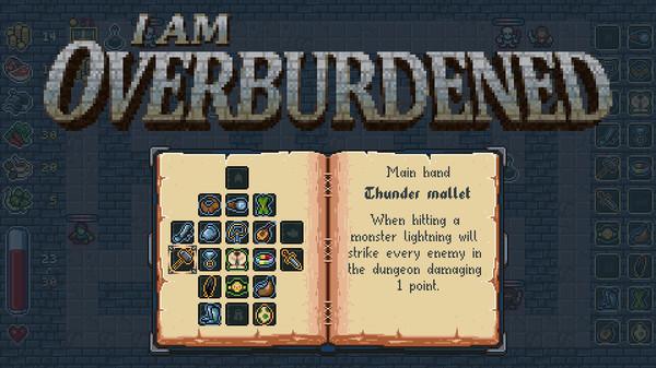 Download I Am Overburdened Torrent