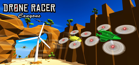 Teaser image for Drone Racer: Canyons