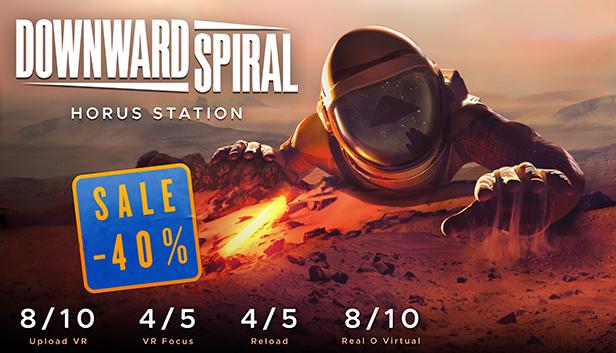 Resultado de imagen para Downward Spiral: Horus Station
