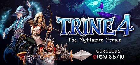 Trine 4: The Nightmare Prince [PT-BR] Capa