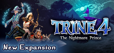 Trine 4: The Nightmare Prince Torrent Download