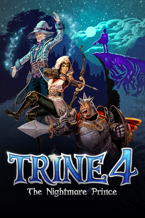 Trine 4: The Nightmare Prince poster image on Steam Backlog