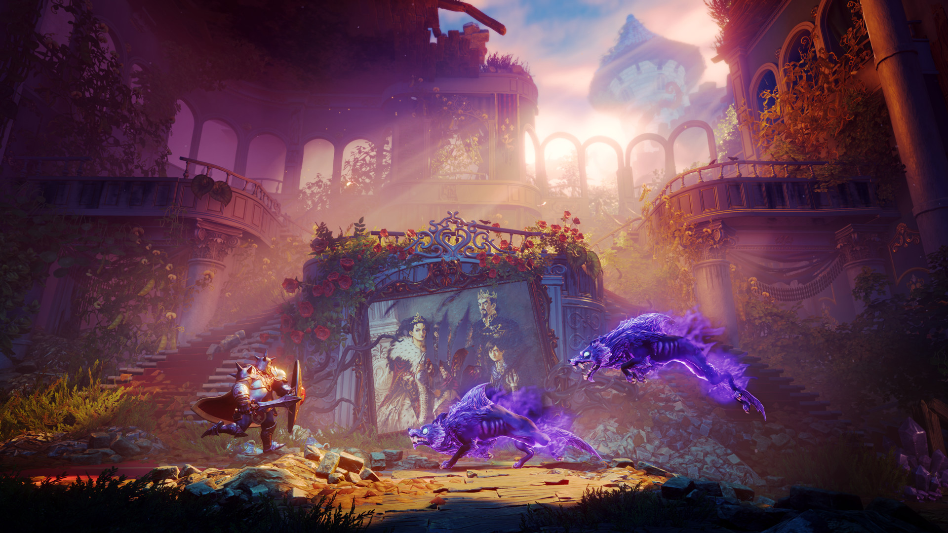 Trine 4: The Nightmare Prince [2019|Rus|Eng|Multi13]