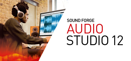 SOUND FORGE Audio Studio 12 Steam Edition