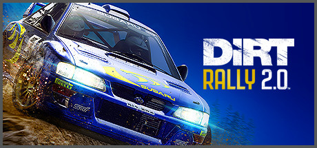 DiRT Rally 2.0 Cover art Steam Wide