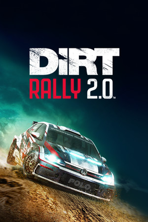 DiRT Rally 2.0 poster image on Steam Backlog