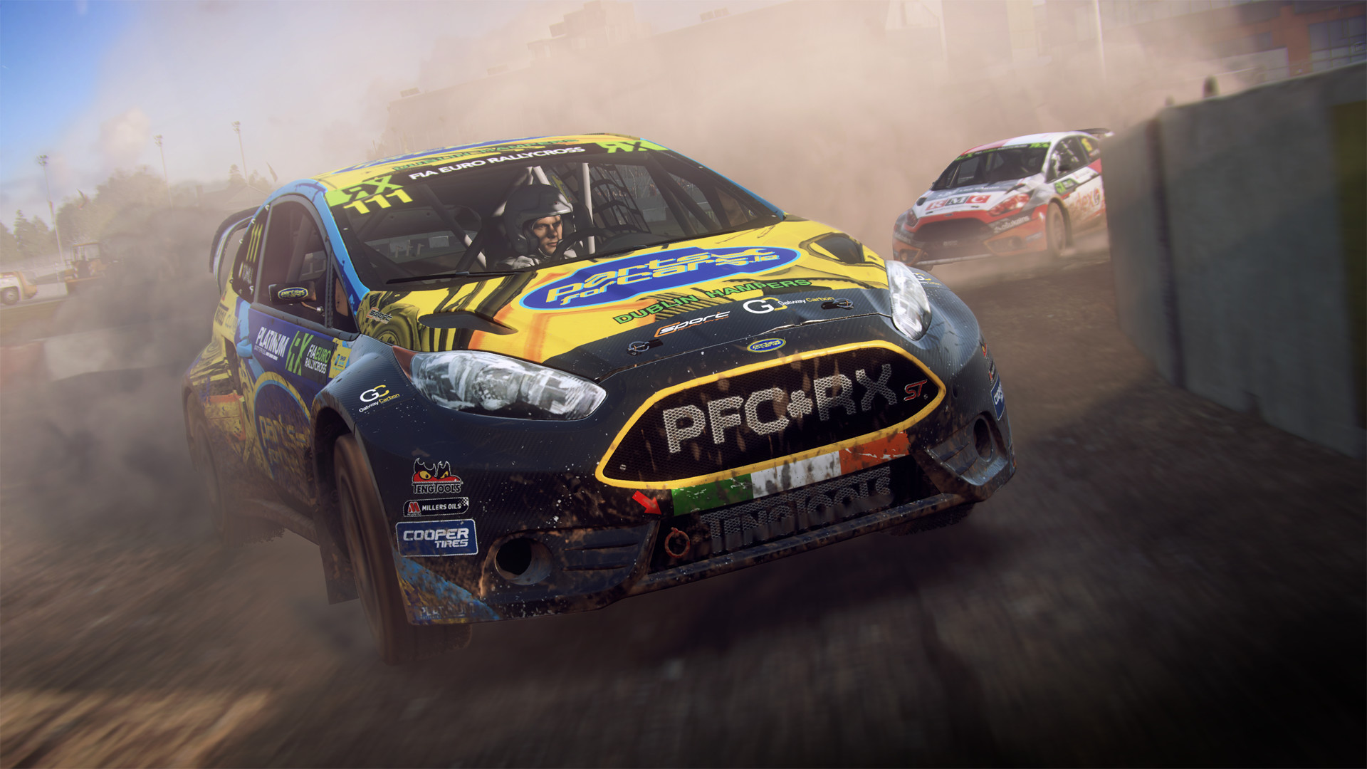 DiRT Rally 2.0 Torrent Download