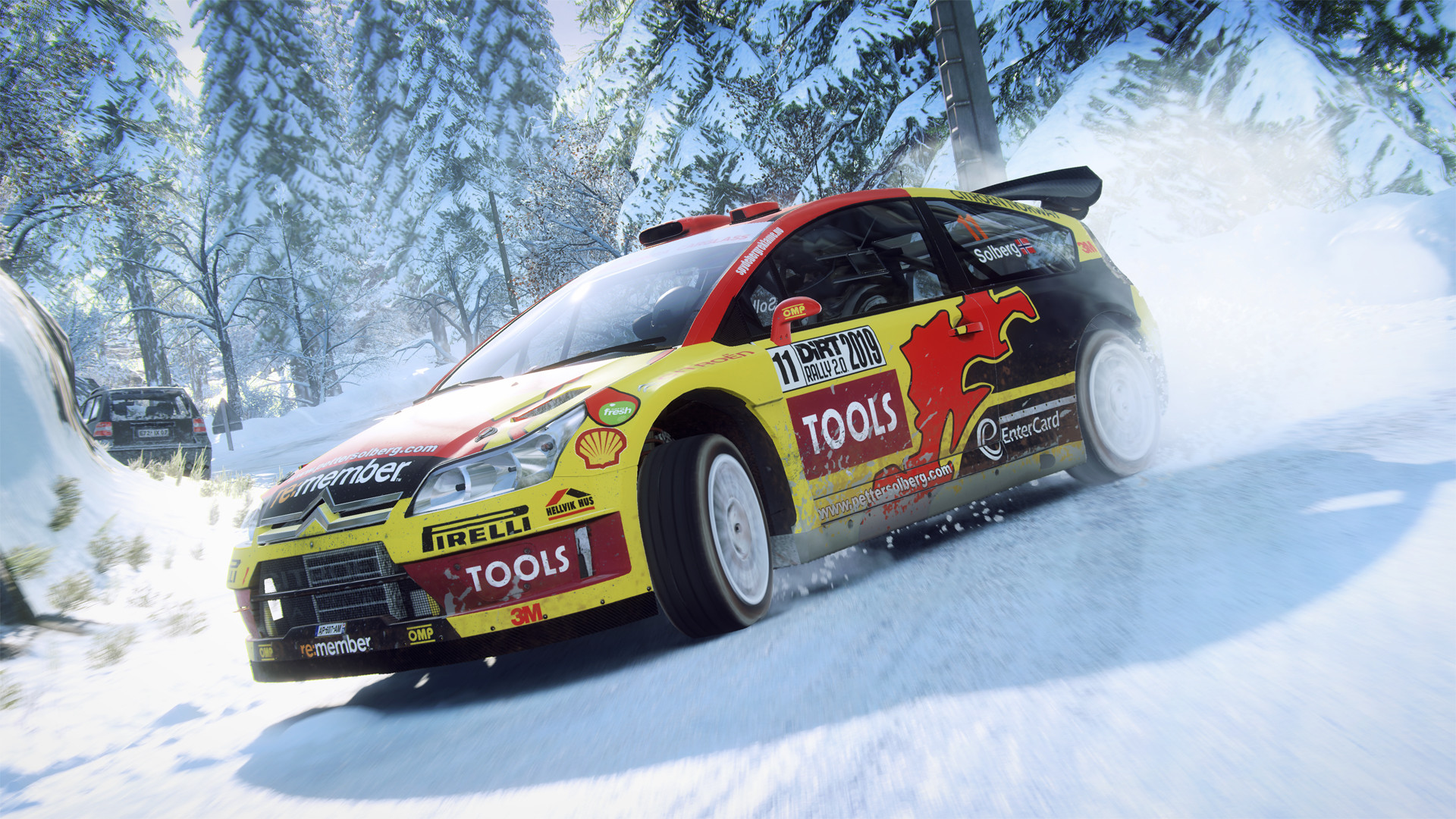 DiRT Rally 2.0 Screenshot 1