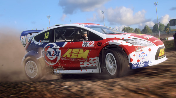 DiRT Rally 2.0 Screenshot
