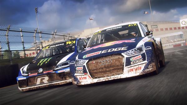 Скриншот из DiRT Rally 2.0