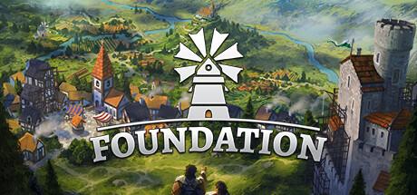 Foundation [Acesso Antecipado] Capa