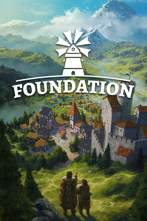 Foundation poster image on Steam Backlog