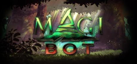 Magibot cover art