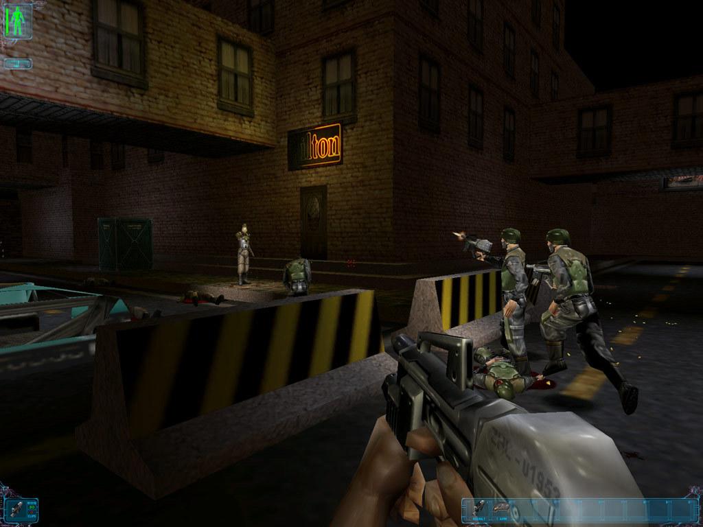 Deus Ex: GOTY Edition screenshot 3