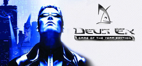 Deus Ex: Game of the Year Edition cover art