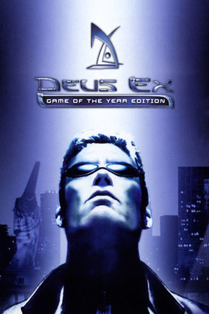 Deus Ex: Game of the Year Edition poster image on Steam Backlog