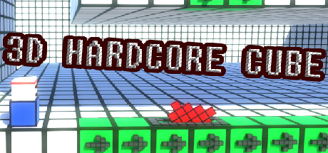 3D Hardcore Cube cover art