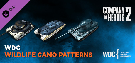 Company of Heroes 2 - Whale and Dolphin Conservation Charity Pattern Pack