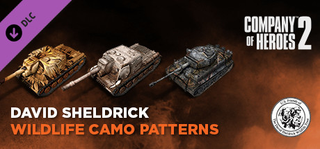 Company of Heroes 2 - David Sheldrick Trust Charity Pattern Pack