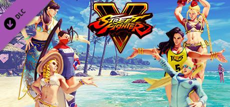 Street Fighter V - 2016 Summer Costume Bundle