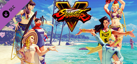 Street Fighter V - 2016 Summer Costume Bundle
