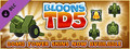 Bloons TD 5 - Military Bomb Tower Skin-dlc