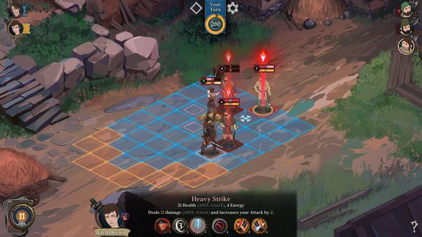 Ash of Gods скриншот 5